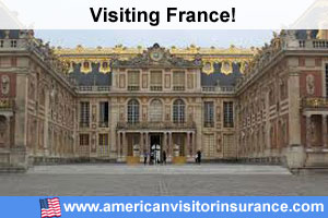 Buy travel insurance for France