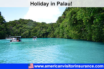 visitor insurance for Palau
