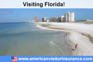 Buy travel insurance for Florida