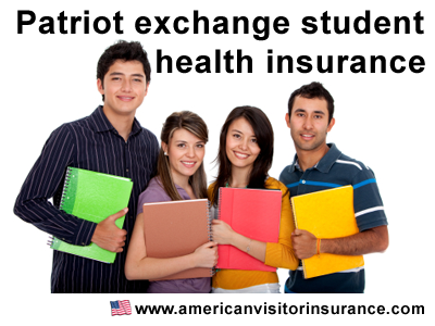 Patriot exchange student insurance