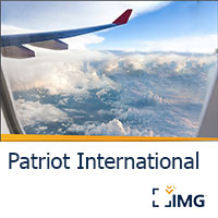 Patriot International Logo