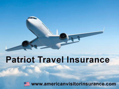 Compare IMG Patriot Travel medical insurance