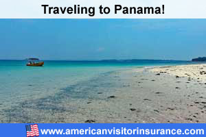 Buy visitor insurance for Panama