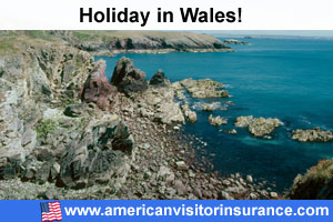 Travel insurance Wales