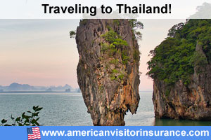 Travel insurance for Kaeng Krachan National Park