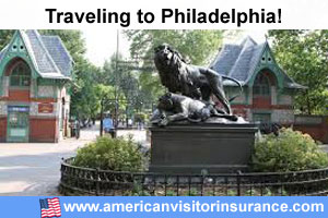 Travel insurance for Pennsylvania
