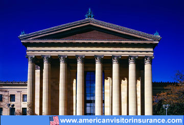 Travel insurance to philadelphia