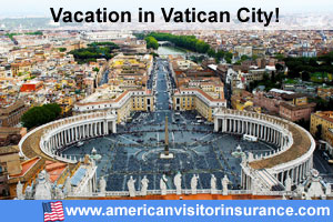 Vatican travel insurance