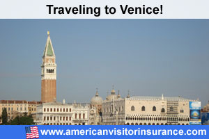 Buy visitor insurance for Venice