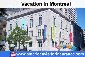 Buy visitor insurance for Montreal