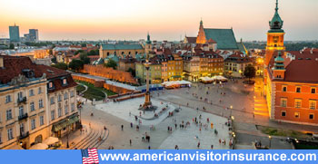 Travel insurance for Poland