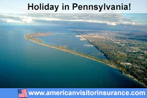 Travel insurance Pennsylvania