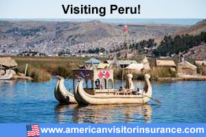 Buy travel insurance for Peru
