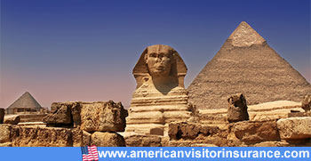 Travel insurance for Egypt