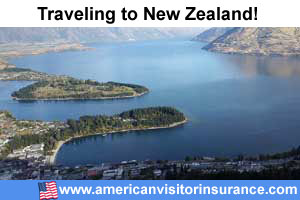 Buy visitor insurance New Zealand