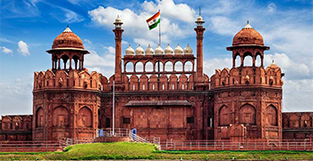 Travel insurance for  Red Fort