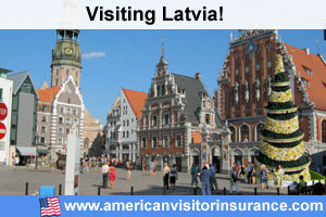 Buy travel insurance for Latvia
