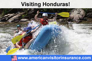 Buy travel insurance for Honduras