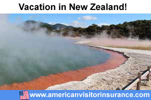 New Zealand travel insurance