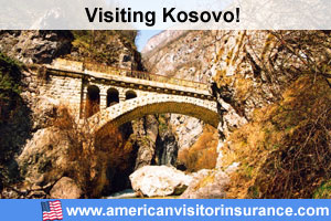 buy travel insurance for Kosovo