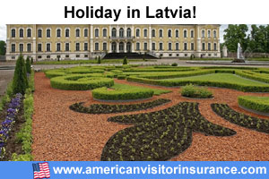 Travel insurance Latvia