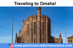 buy visitor insurance for Omaha