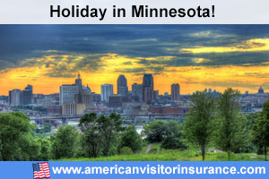 Travel insurance Minnesota