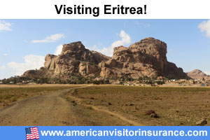 Buy travel insurance for Eritrea