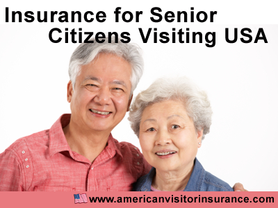 Senior citizens visiting USA Insurance