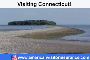 Buy travel insurance for Connecticut
