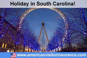 South Carolina travel insurance