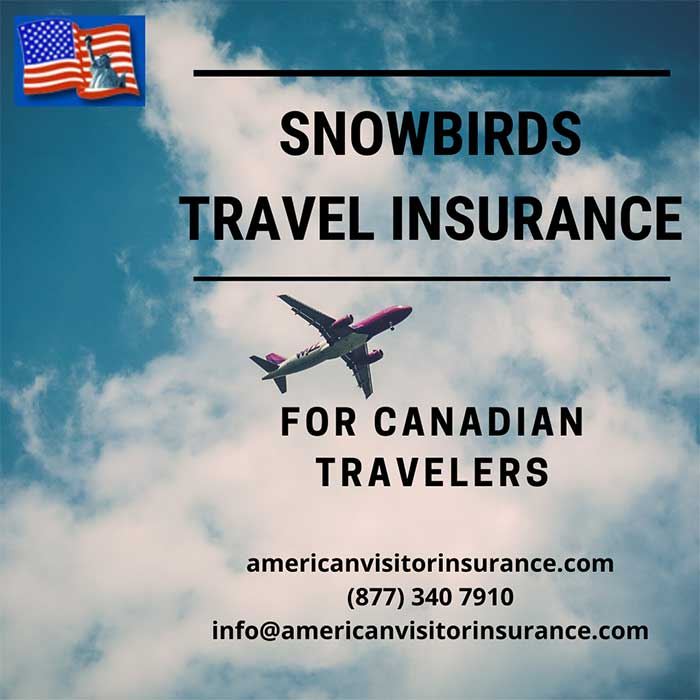 Snowbirds travel insurance for canadian travelers