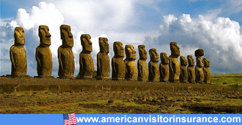 Travel insurance for South America