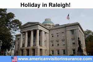Travel insurance Raleigh
