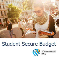 StudentSecure Budget Insurance