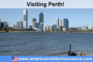 Buy travel insurance for Perth
