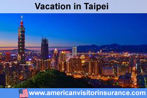 Travel insurance for Taipei