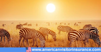 Travel insurance for Tanzania