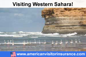 Buy travel insurance for Western Sahara