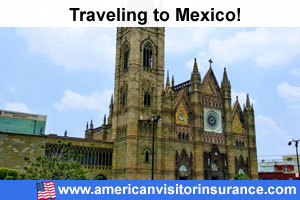 Buy visitor insurance Mexico