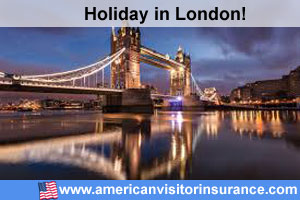Travel insurance London