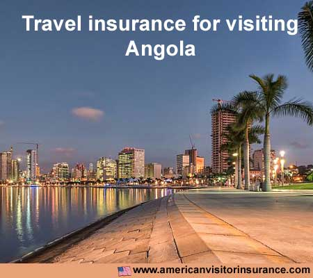 travel insurance for visiting Angola