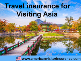 Asia travel health insurance