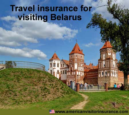 travel insurance for visiting Belarus