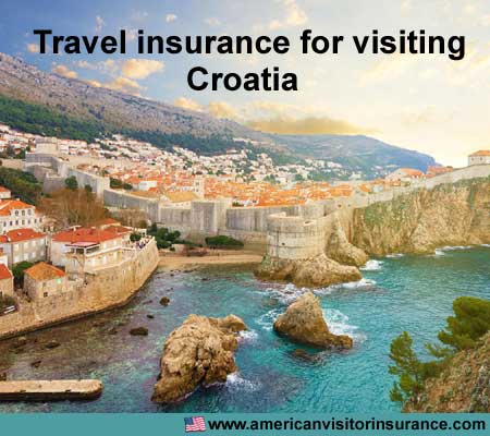 travel insurance for visiting Croatia
