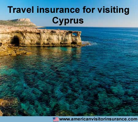 travel insurance for visiting cyprus
