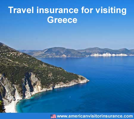 travel insurance for visiting Greece