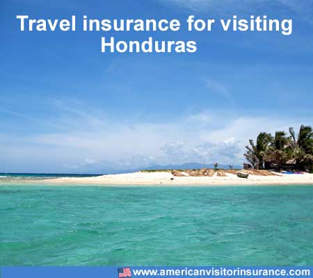travel insurance for visiting Honduras