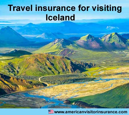travel insurance for visiting Iceland