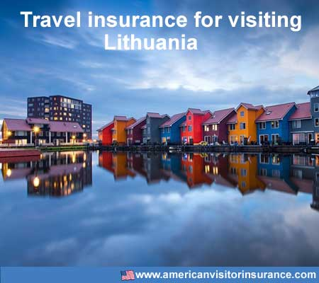 travel insurance for visiting Lithuania